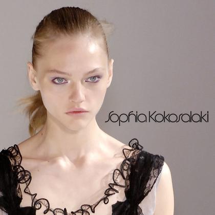 Sophia Kokosalaki - S/S 2006