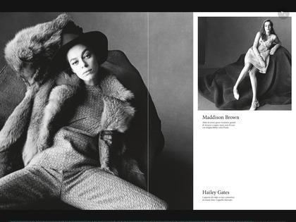 Vogue Italia Senza Tempo Steven Meisel July 2015 021