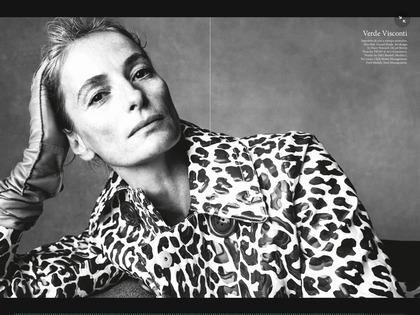 Vogue Italia Senza Tempo Steven Meisel July 2015 023