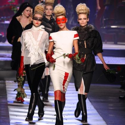 Jean Paul Gaultier - F/W 2009