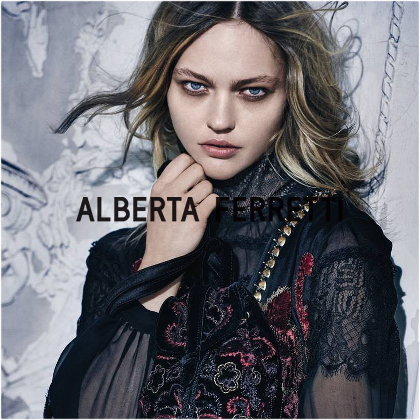 【latest news】 Alberta Ferretti - Fall / Winter 2015