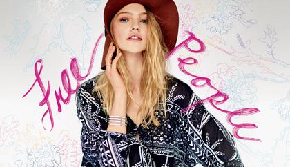 free people - catalogue January 2014