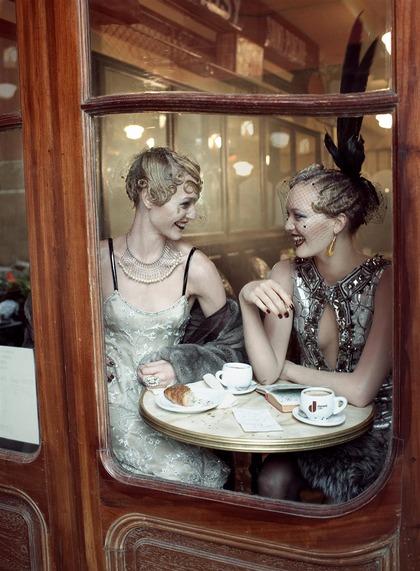 Paris Je T'aime - Steven Meisel