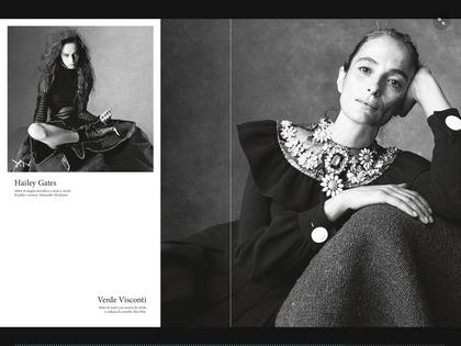 Vogue Italia Senza Tempo Steven Meisel July 2015 008