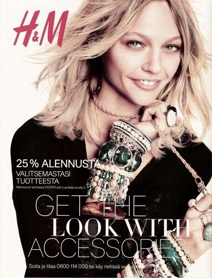 H&M - Accessories Autumn season 2010