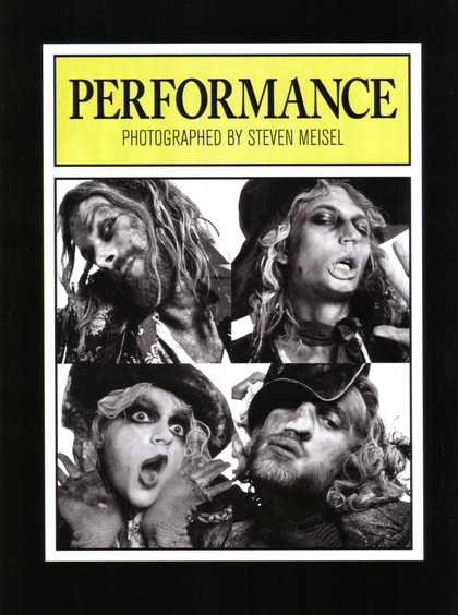 PERFORMANCE - Steven Meisel