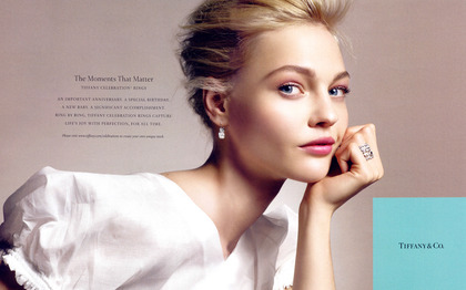 The moments that matter - Tiffany & Co. 2008