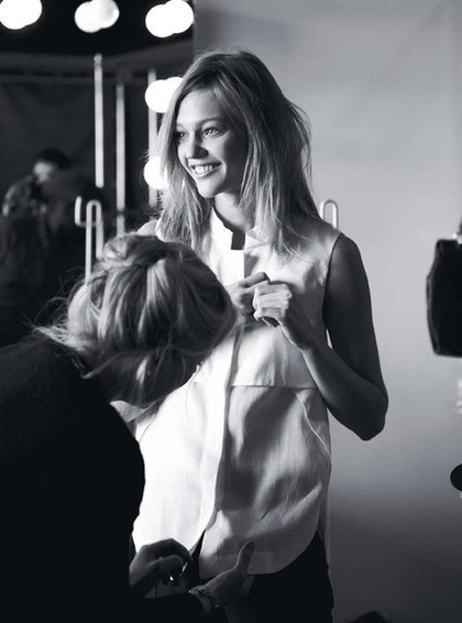 Coming Step S/S 2011 - Behind the Scenes
