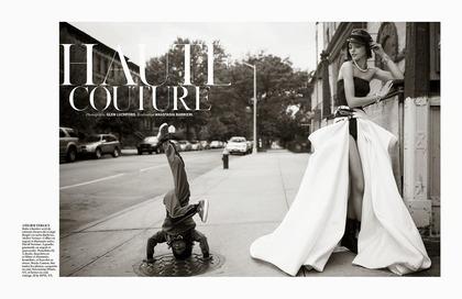 Haute Couture - Glen Luchford
