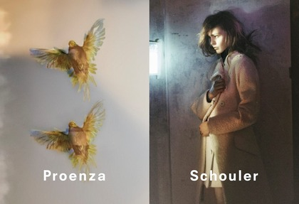 Proenza Schouler - fall / winter 2013