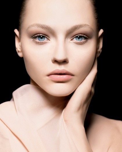 face fabric - Giorgio Armani Cosmetics 2008