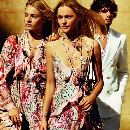 【latest news】 Etro - spring / summer 2015