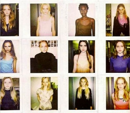 polaroids - Teen Vogue Handbook