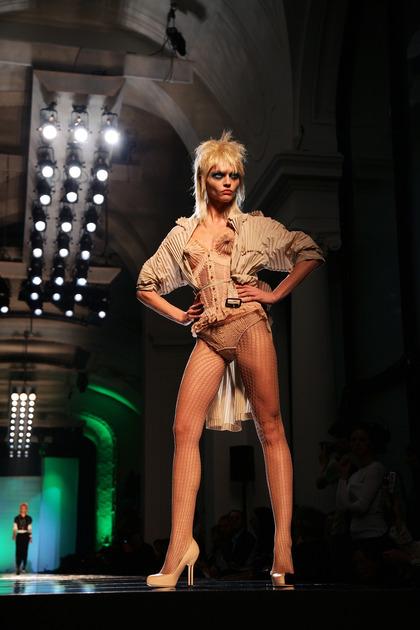 Jean Paul Gaultier - S/S 2011
