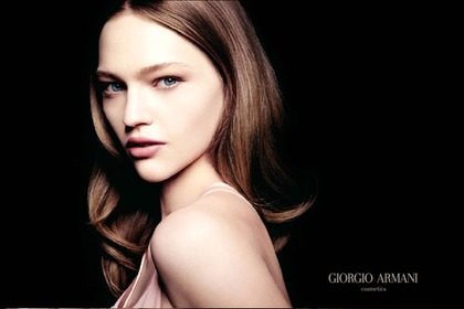 pink satin collection - Giorgio Armani Cosmetics 2006