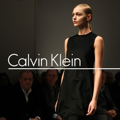 Calvin Klein - F/W 2010