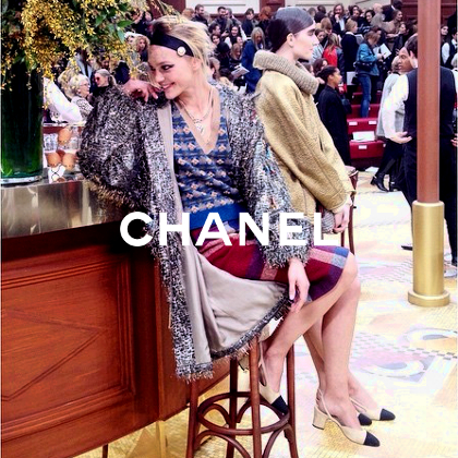 【latest news】 CHANEL - F/W 2015