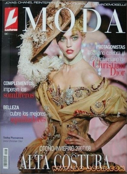 Lecturas MODA - 2007/08