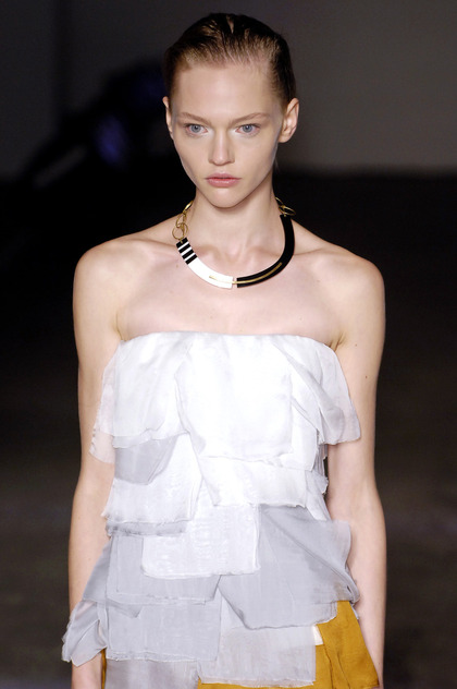 Jonathan Saunders S/S 2006 in London