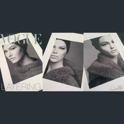Vogue Italia - October 2014 issue
