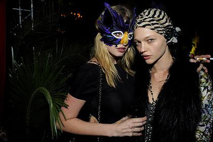 Mario de Janeiro Testino - book launch party 2009