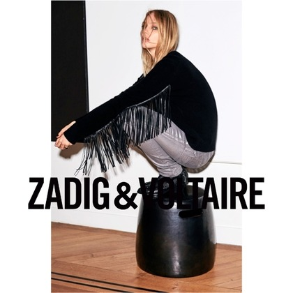 【latest news】 Zadig & Voltaire Spring / Summer 2015