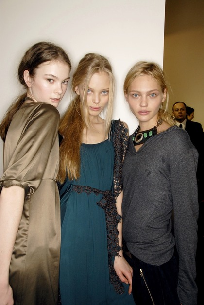 Marni F/W 2007 - backstage