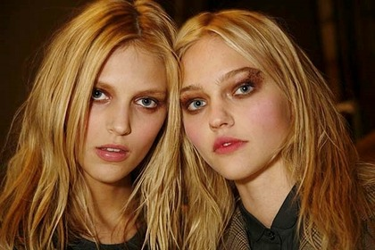 Rag & Bone F/W 2007 - backstage