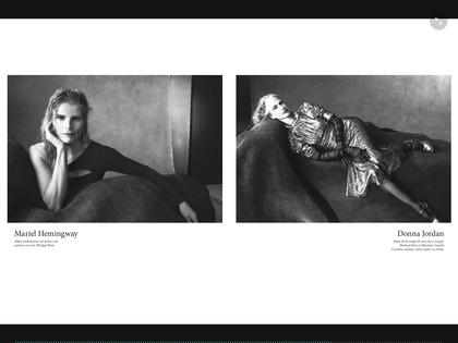 Vogue Italia Senza Tempo Steven Meisel July 2015 005
