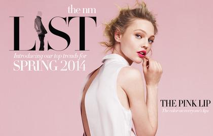 Neiman Marcus - spring 2014