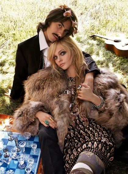 Here Comes the Son - Dhani Harrison and sasha