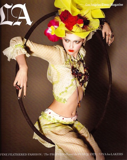 LA Times magazine - March 2009 issue