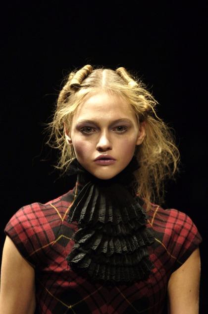 Alexander McQueen - F/W 2006