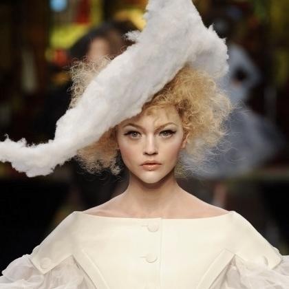 Christian Dior - Haute Couture S/S 2009