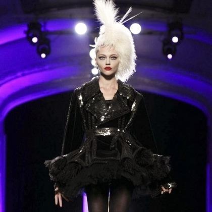 Jean Paul Gaultier - Haute Couture F/W 2011