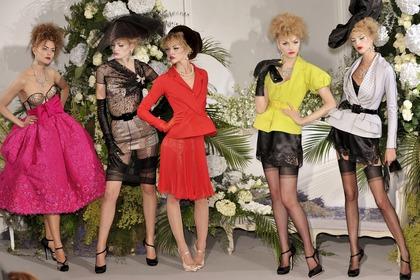 Christian Dior - F/W Haute Couture 2009