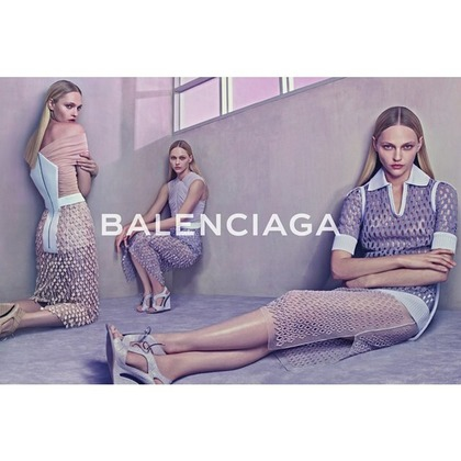 【latest news】 Balenciaga - spring / summer 2015