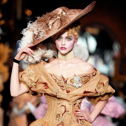 Christian Dior - Haute Couture F/W 2007