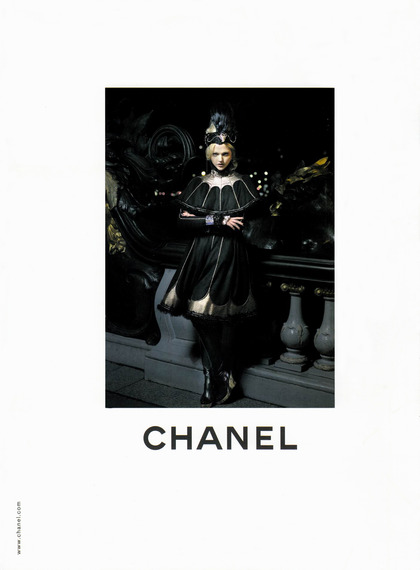 CHANEL - Paris Moscou 2008/09