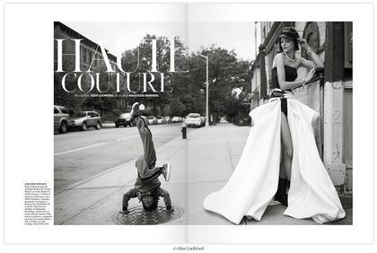 【latest news】 Vogue Paris - November 2014 【coming soon】