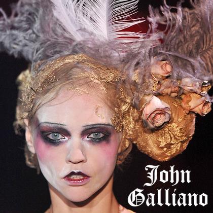 John Galliano - S/S 2010