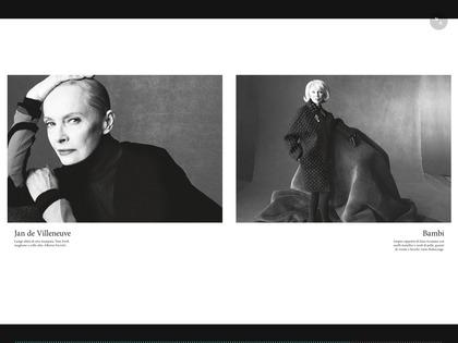 Vogue Italia Senza Tempo Steven Meisel July 2015 010
