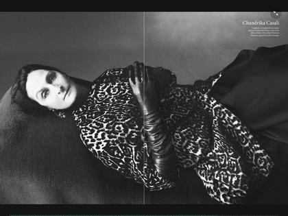 Vogue Italia Senza Tempo Steven Meisel July 2015 009