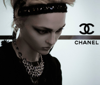 CHANEL 2C Journal issue ONE - F/W 2008