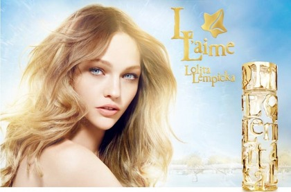L L'AIME Eau de Toilette - Lolita Lempicka S/S 2014