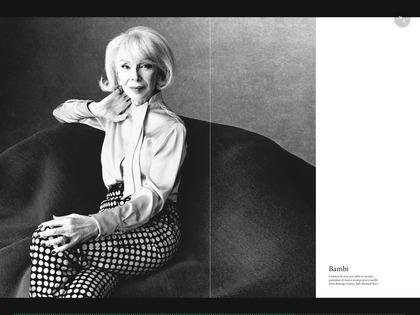 Vogue Italia Senza Tempo Steven Meisel July 2015 002