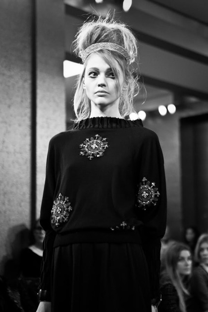 CHANEL - Paris-Byzance Pre Fall 2011