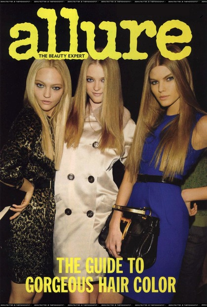 allure - August 2007 issue
