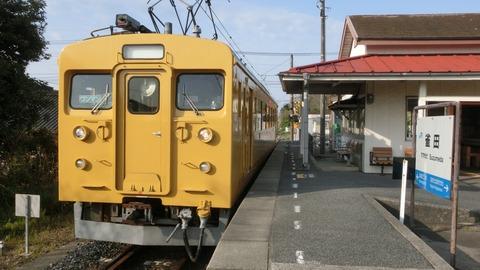 【1日わずか3往復】 本山支線の起点・雀田駅を訪れる (駅舎・駅名標・車両・ホームの様子) 【2019年4月】