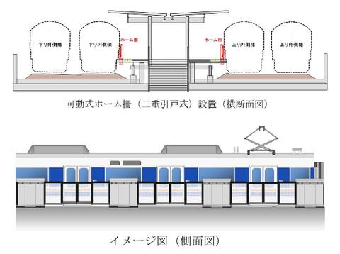 JR京都線 摂津富田~茨木駅間の新駅の駅名が 「JR総持寺」 に決定! 2018年春開業!